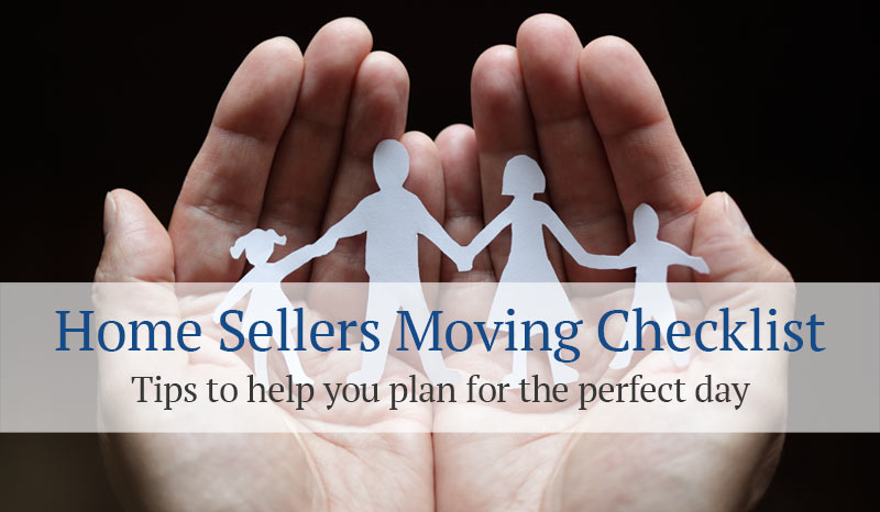 Moving Day Checklist | Home Sellers | North Texas | Houston TX | JCA Realtors