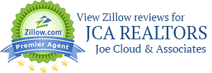 5 Star client review on zillow for Joe Cloud and Associates Realtors Mckinney Texas
