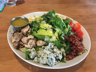 Cobb Salad | The Heritage Table, Frisco TX