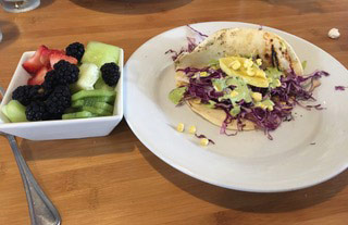 Seared Fish Tacos | The Heritage Table, Frisco TX